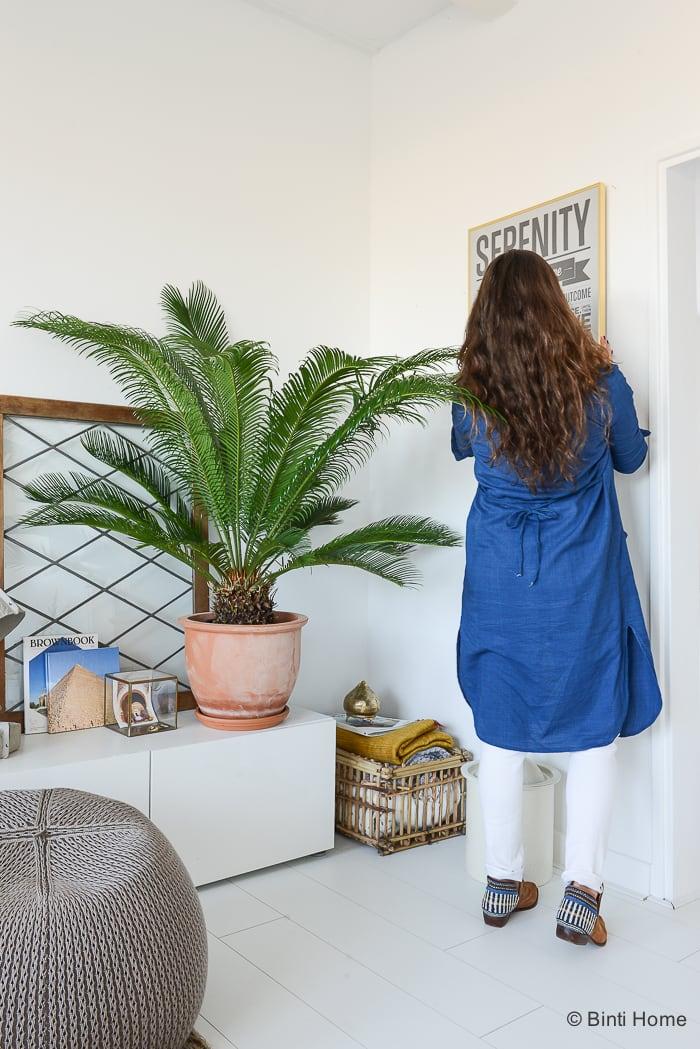 I Love MyType livingroom interior design ©BintiHome