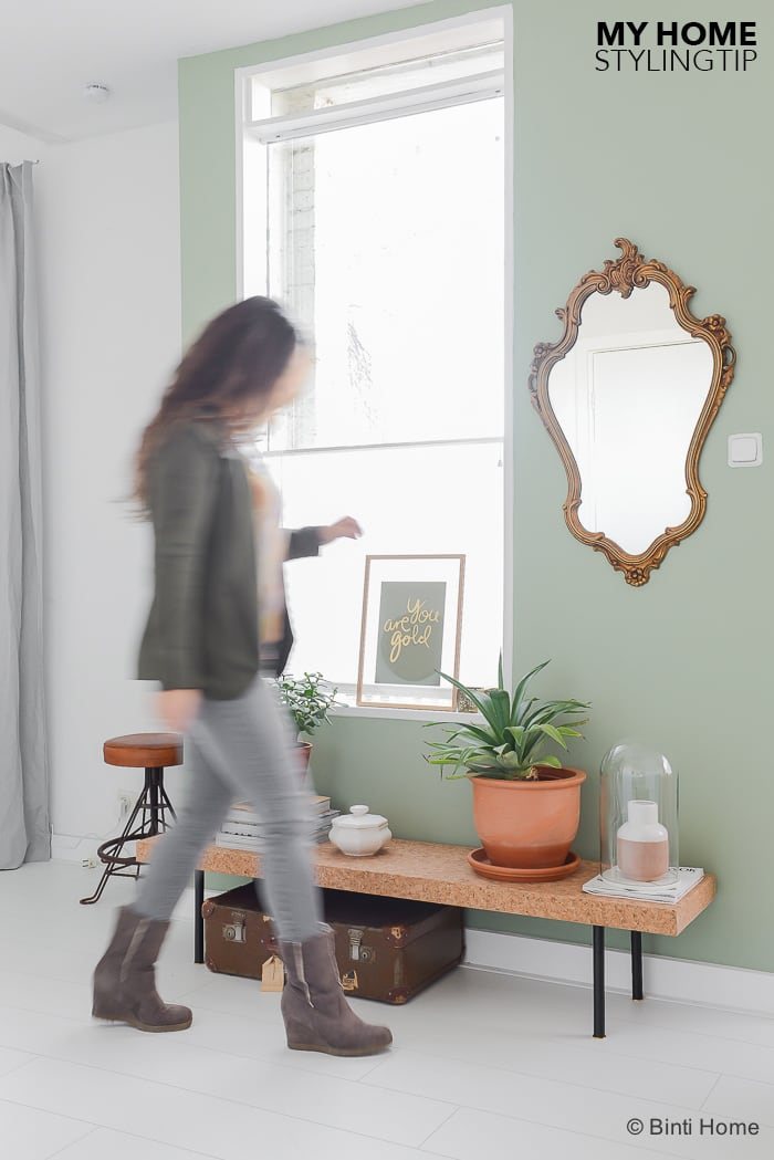 Ikea sinnerlig salontafel kurk stylingtip 2016 ©BintiHome