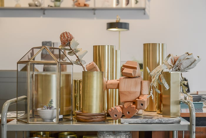 Brass Ferm Living decorations Misc Amsterdam conceptstore ©BintiHome