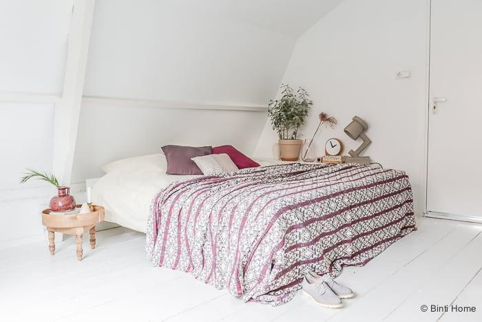 Slaapkamerstijl Modern orientaals interieur inspiratie Swiss Sense ©BintiHome-