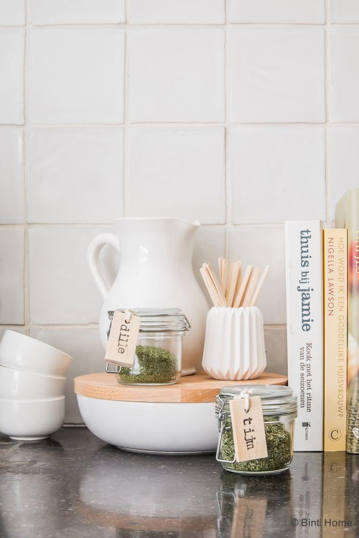 Interieurinspiratie keuken decoratie ©BintiHome-9