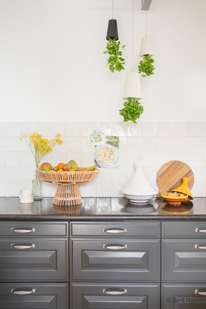 Interieurinspiratie keuken decoratie ©BintiHome