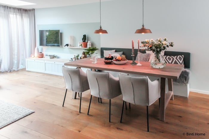 Interiordesign livingroom for eigen huis tuin rtl4 for Hoofdbord maken eigen huis en tuin