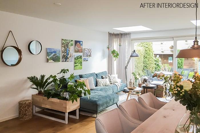 AFTER 1. Interieurontwerp woonkamer Eigen Huis en tuin ©BintiHome
