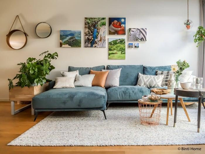 Interiordesign livingroom for Eigen Huis & Tuin Rtl4  Binti Home Blog ...