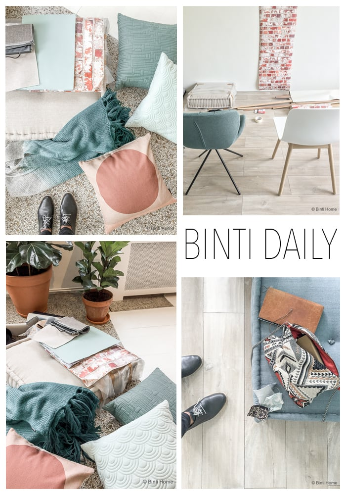 Binti Daily shopping for interiordesign client in Amsterdam ©BintiHome