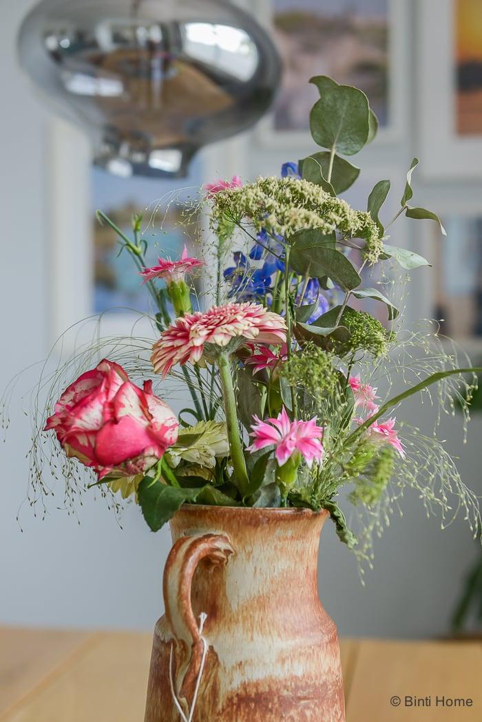 Rock On Vintage flowers ©BintiHome
