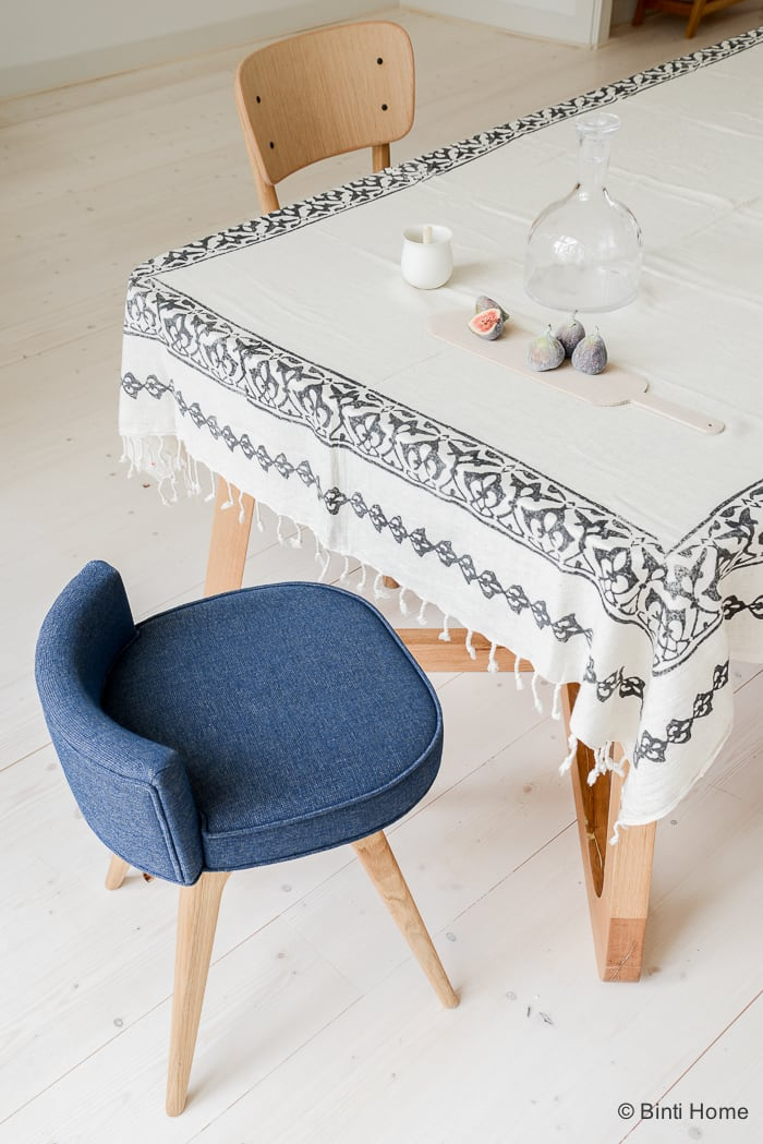 Simple table decoration Ramadan 2016 ©BintiHome-2