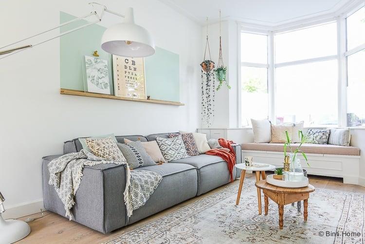 Ikea Woonkamer Hoekbanken : Interieurontwerp woonkamer : jaren 30 huis inrichten in haarlem