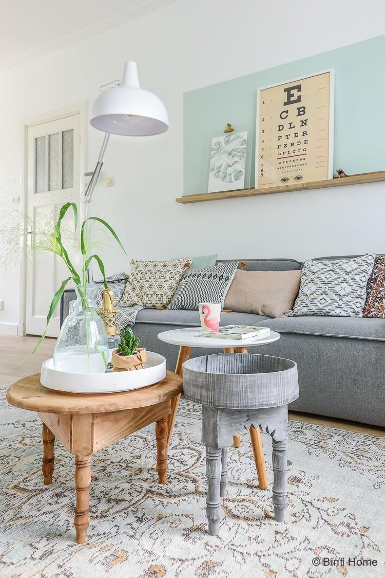 Interieurontwerp woonkamer : Jaren 30 huis inrichten in Haarlem