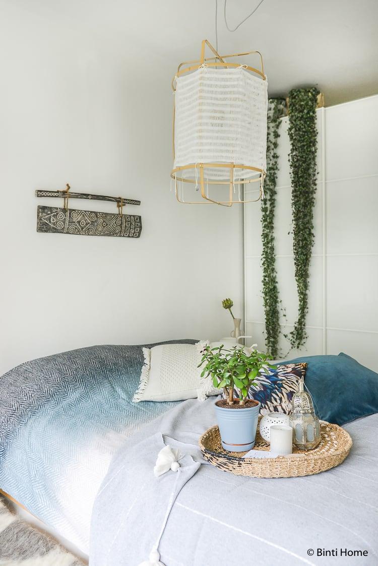 hotel gevoel in de slaapkamer styling tips planten bintihome 14