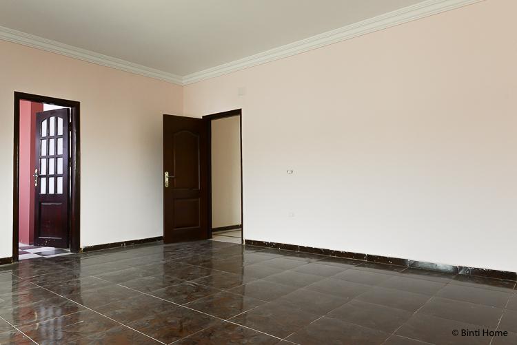 Slaapkamer Hout Behang : Hoofdbord van hout behang voor onze slaapkamer make over