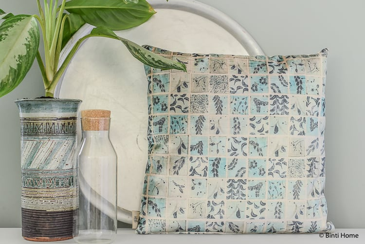 Trend velvet collection photography minty breeze Inca&Co X Binti Home - Art of the Desert-6 ©BintiHome