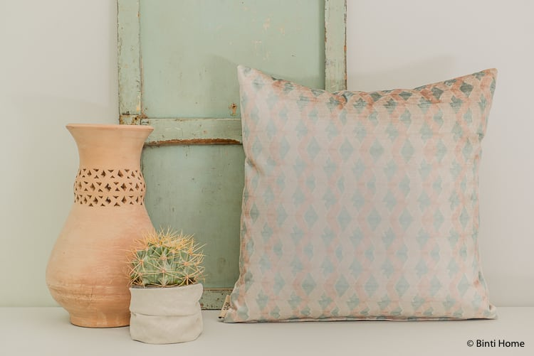 Velvet trend Collection Inca&Co X Binti Home - Nubian spices 3 ©BintiHome