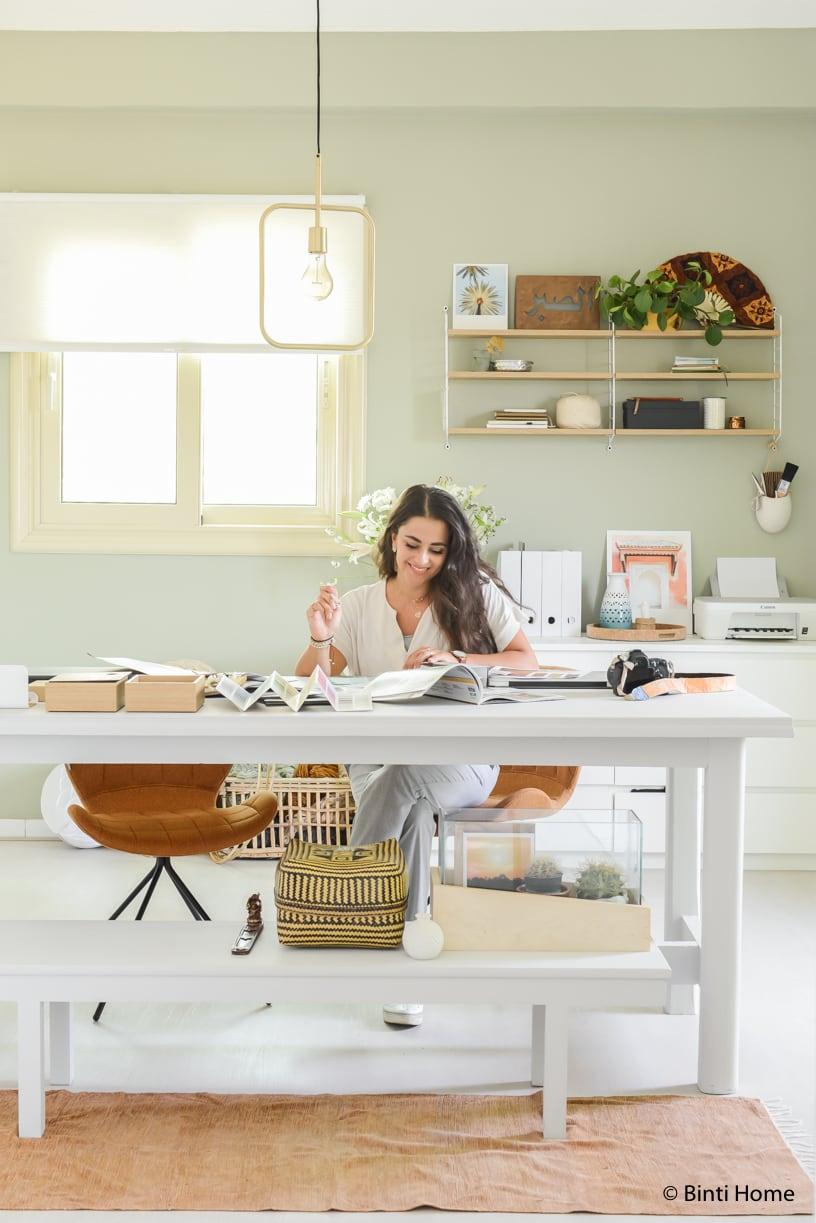 Vrij nemen als zelfstandig ondernemer of altijd werken? ©BintiHome