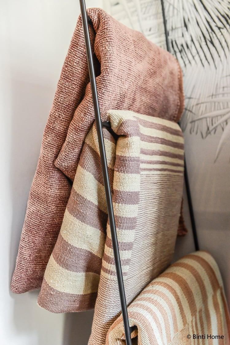 Anna+Nina conceptstore Amsterdam kelim Nomadische woonstijl ©BintiHome