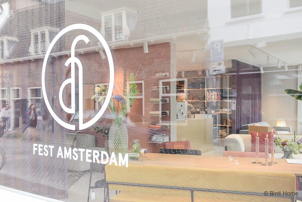 Fest Amsterdam Utrecht ©BintiHome