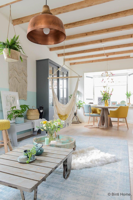 Jaren 30 huis inrichten met pastelkleuren in apeldoorn for Lijst inrichting huis