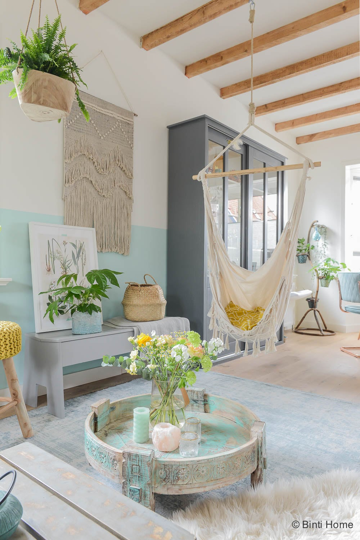 Jaren 30 huis inrichten verbouwen advies pastel kleuren ©BintiHome6