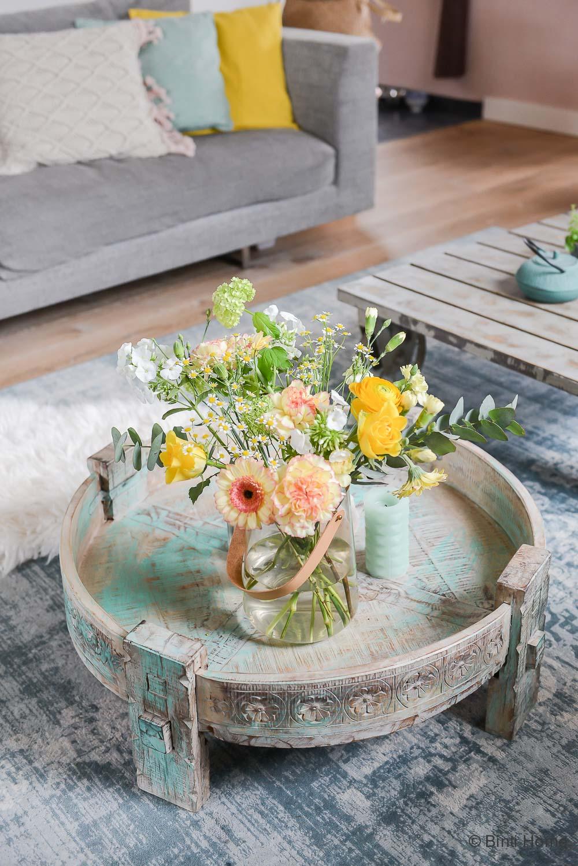 Jaren 30 huis inrichten verbouwen advies pastel kleuren ©BintiHome9