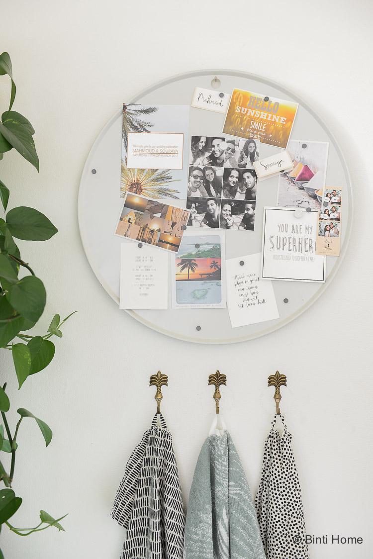 Inspiratie stylingtips keuken in een huurwoning ©BintiHome4