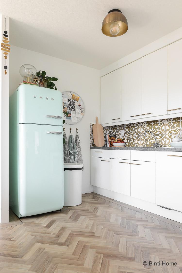 Styling tips voor de keuken in een huurwoning ©BintiHome