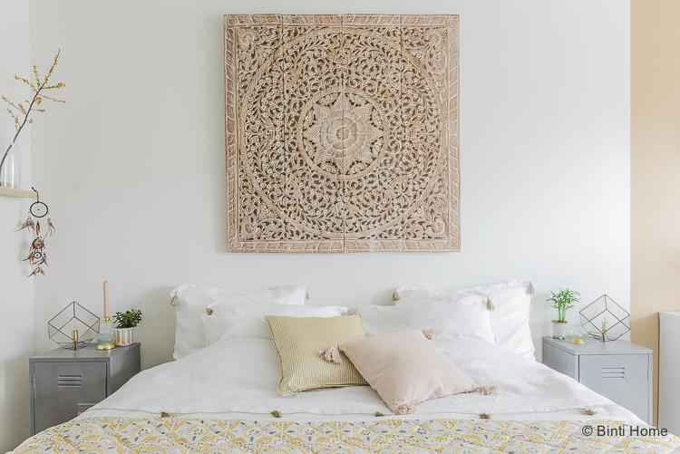 Oosterse slaapkamer styling tips arabische accenten ©BintiHome