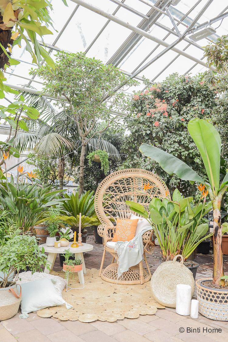 Tuintrends 2018 Rotan tuinmeubelen voor Stek Magazine april ©BintiHome