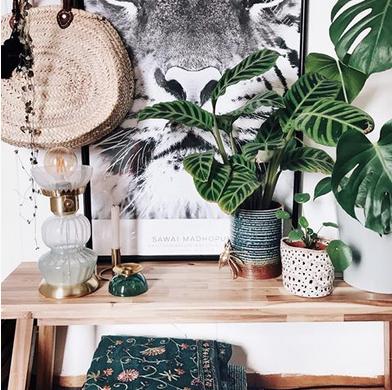 Wown by Binti Home tafellamp glas en goud WOWN Kwantum Instagram Annegie_straetsmans