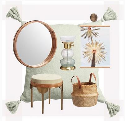 Wown by Binti Home tafellamp glas en goud WOWN Kwantum Instagram LilleLykke