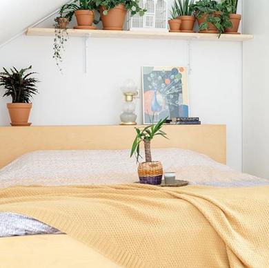 Wown by Binti Home tafellamp glas en goud mintgroen WOWN Kwantum Instagram Mirjam Hart eengoedverhaal