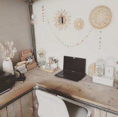 Wown by Binti Home tafellamp glas en goud WOWN Kwantum Instagram bymarlau