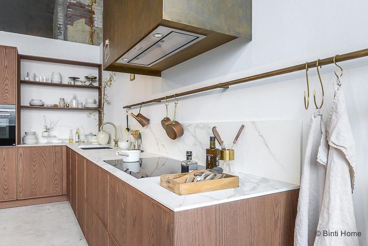 Vtwonen keuken Dark Oak 2018 donker eiken X Mandemakers Keukens ©BintiHome1