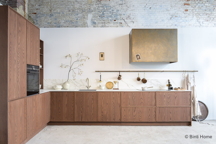 Vtwonen keuken Dark Oak 2018 donker eiken X Mandemakers Keukens ©BintiHome