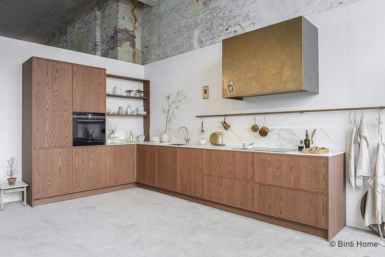 Black Industriele Keuken : Retro keukens u p carreau line