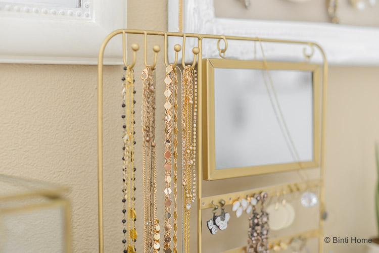 Opbergtips sieraden in mijn slaapkamer ©BintiHome-12