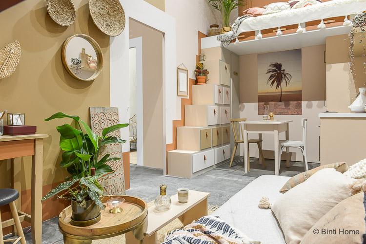 Tiny House Flexa Vtwonen en designbeurs ©BintiHome-4