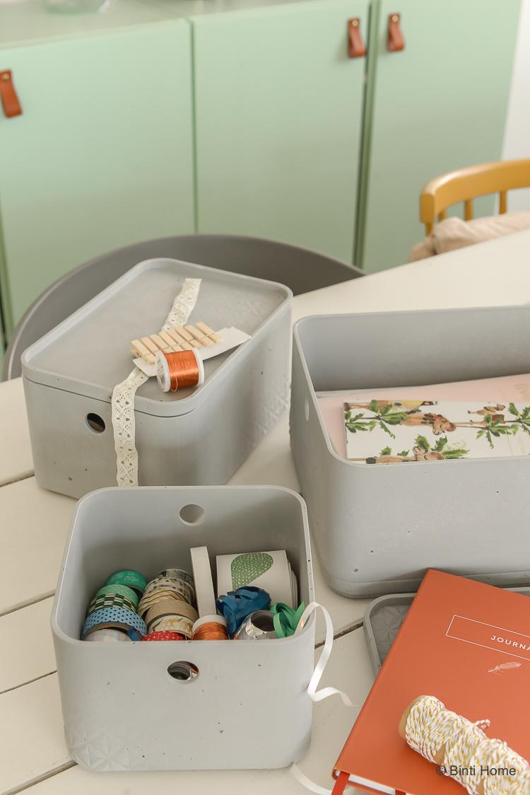 Opruimideeën voor in huis ©BintiHome