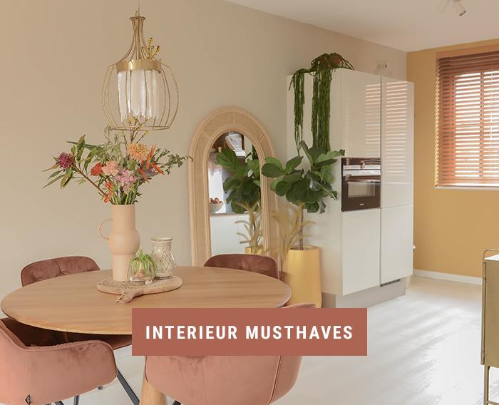 Interieur musthaves- Binti Home Blog