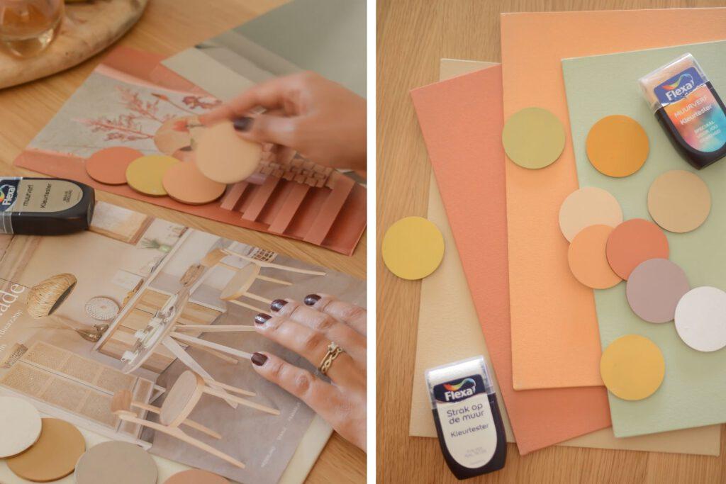 Kleuren kiezen voor de woonkamer ©BintiHome